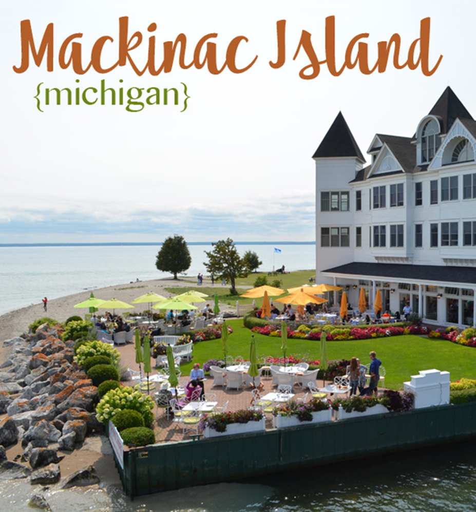 Mackinac Island Michigan Heritage Club Travel