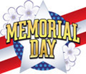 Memorial Day- CLOSED