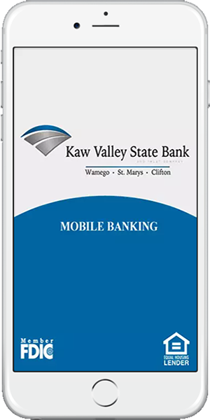 Kaw Valley State Bank App